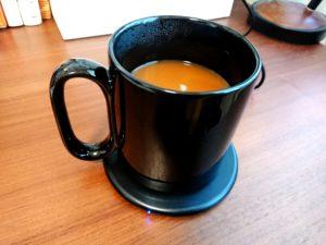 本当にずっと温かいコーヒーが飲めるのか?