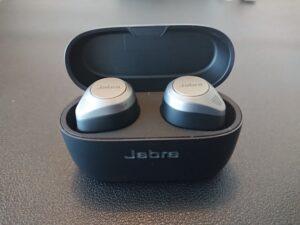 Jabra Elite 85t ワイヤレスイヤホン